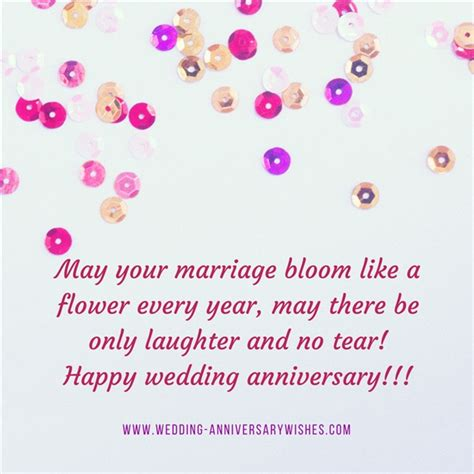 Wedding Anniversary Wishes by Wedding Anniversary Wishes For Friends Wedding