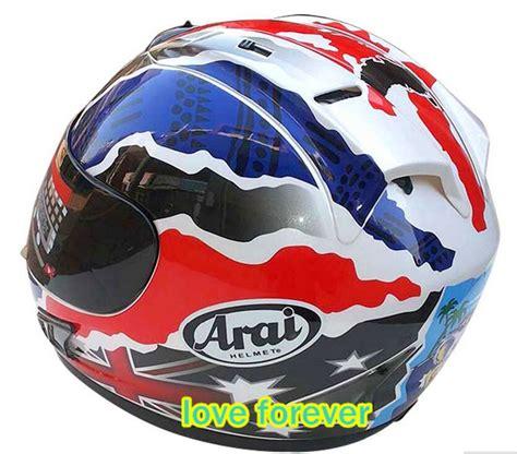 Helmet Arai Rx7 Rr5 arai helmet rx 7 rr5 doohan motorcycle helmet run helmet