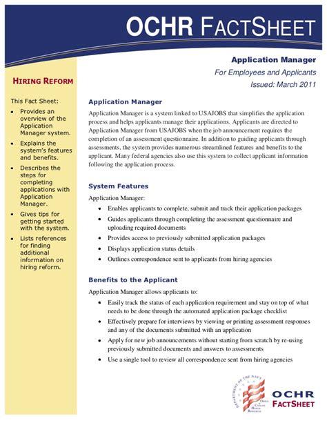 design management jobs in usa usa jobs application manager fact sheet