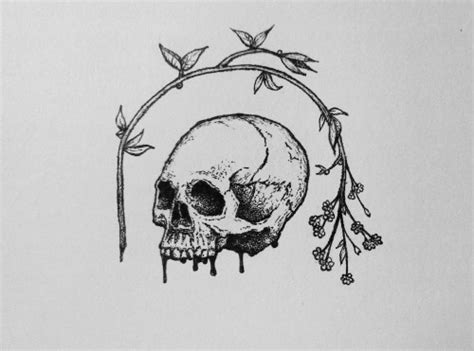 small skull tattoos tumblr small skull