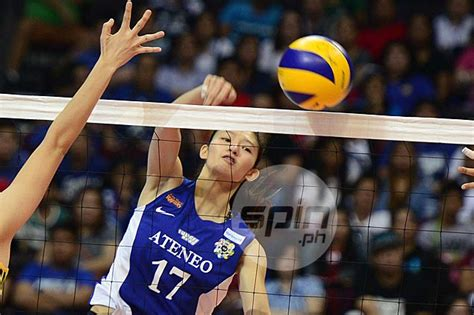 Mba Davao Eagles Players by Maddie Madayag Out For Rest Of Season For Ateneo