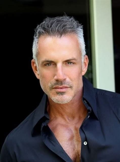short haircuts for men over 60 with thick hair men hairstyle hairstyles for men with gray hair mens