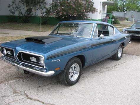 1969 dodge barracuda for sale 1969 plymouth barracuda sports fastback for sale in cuero