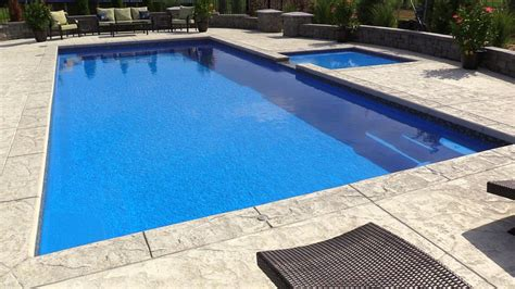 square pools square and round pools in ground pools info