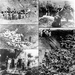 Dead jews in concentration camps in concentration camps