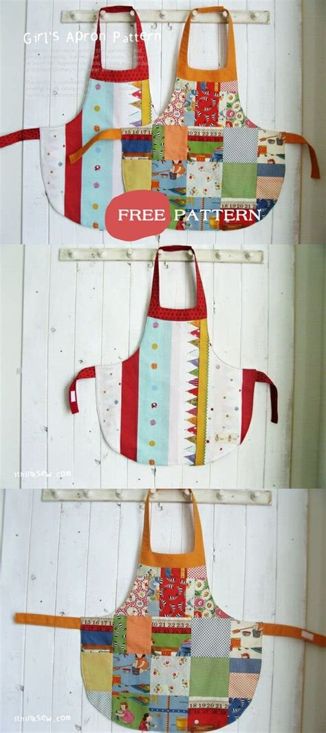 Patchwork Apron Pattern - 596 best images about vintage apron on kitchen