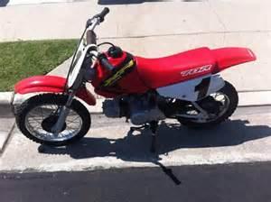 Honda 70 Dirt Bike Buy 2000 Honda Xr 70 Dirt Bike On 2040 Motos