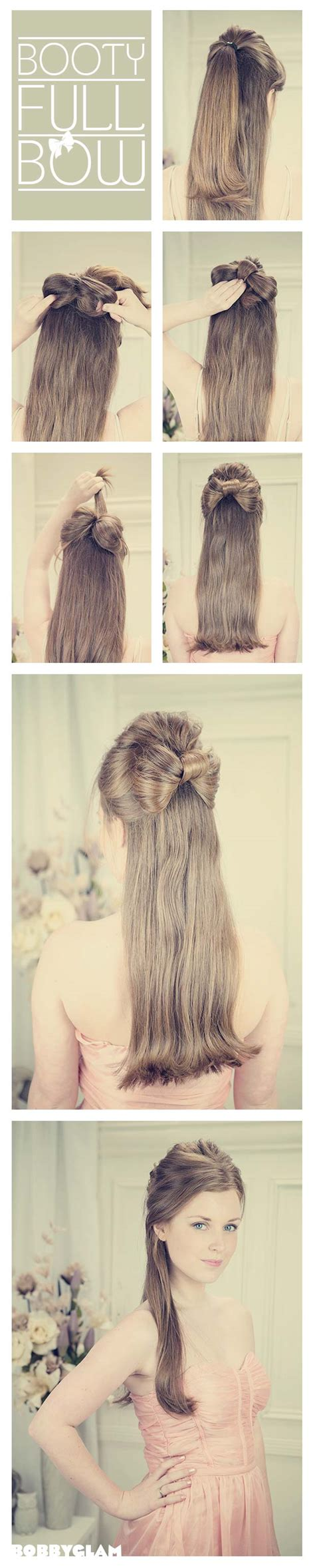 down hairstyles with bows half up half down hair bow hair bow hairstyle
