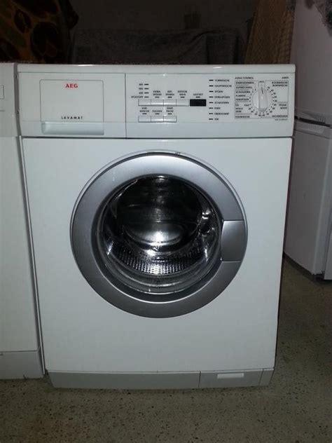 aeg lavamat laugenpumpe aeg lavamat 646 ex in passau waschmaschinen kaufen und