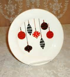 christmas sharpie plates debbiedoos