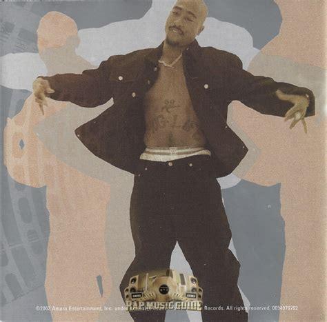 tupac better dayz 2pac better dayz cds rap guide