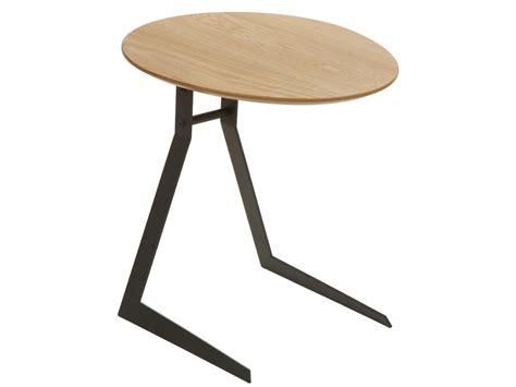 mesa para sofa mesa auxiliar ovalada para sof 225 o cama