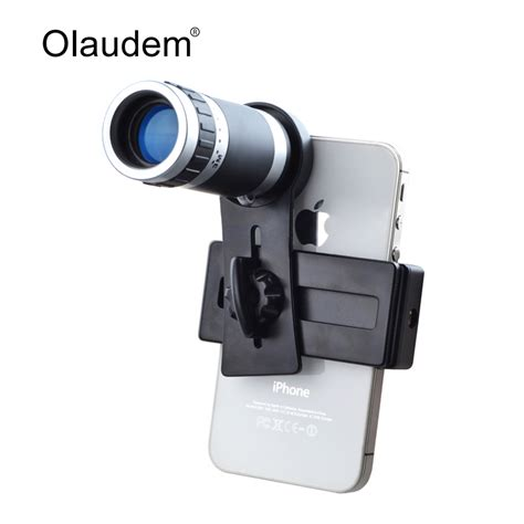 lens for iphone 5 lens 8x telescope zoom telephoto for iphone 4 4s 5