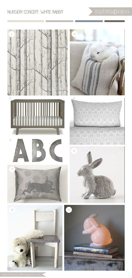 17 Best Images About Bunny Themed Nursery On Pinterest Rabbit Decorations Nursery