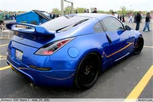 Nissan Blue Blue Nissan 350z Benlevy