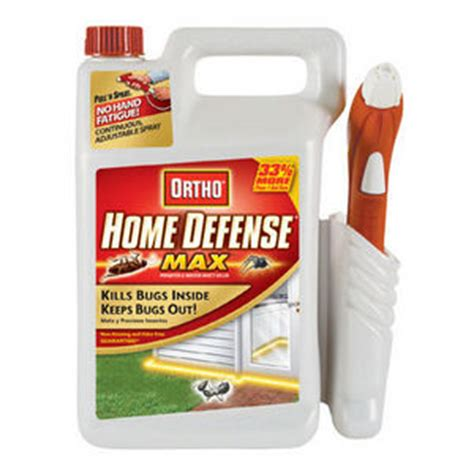 ortho home defense max insect killer 1 33 gal reviews