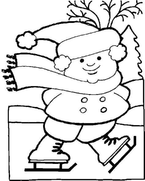 winter coloring pages winter party pinterest winter
