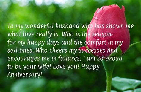 for husband message happy anniversary message for husband