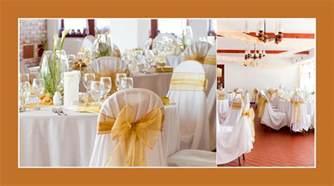 dekoration goldene hochzeit goldene hochzeit hochzeitsdeko tips