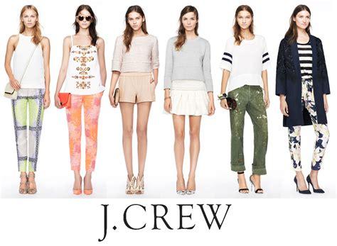 J Crew Estrella Fashion Report J Crew Causing Controversy After