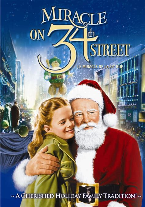 Miracle On 34 Street miracle on 34th street movie tvguide com