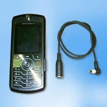 motorola slvr l7 l7e l7i w490 external antenna adapter cable pigtail fme ebay