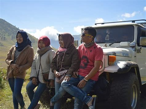 Ransel Jeep 2 open trip bromo