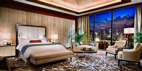 Suite Room presidential suite in marina bay sands singapore hotel