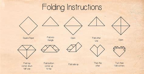 Origami Paper Perth - valentines origami hearts