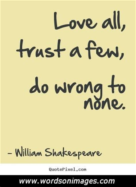 On Friendship shakespeare quotes on friendship quotesgram