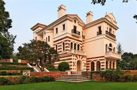 Luxury Apartment Floor Plans The Mansions At Sheshan Golf Club In Shanghai China