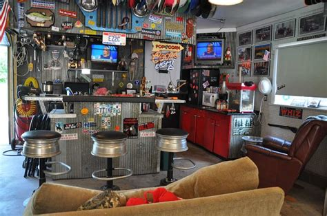 Contemporary Garage Design 40 man stuff for styling and personalizing