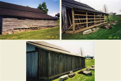 Shed Web before during after ted micka the barn doctor