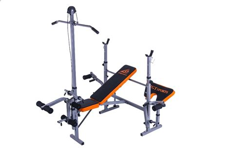 folding barbell bench multifunctional weightlifting bed indoor fitness equipment