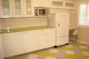 1940 s in cottage eclectic kitchen ta