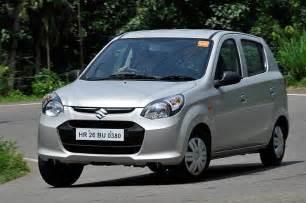 maruti car 800 new new maruti alto 800 small car to compete with tata nano
