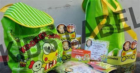 Tas Ultah Bisa Di Kasih Foto Anak Bunda 1 tas ulangtahun anak paket souvenir ultah anak murah lucu