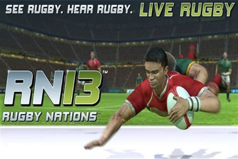 rugby nation 13 apk rugby nations 13 for android apk free ᐈ data file version mob org