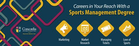 Florida State Mba Masters Sport Management by Careers In Your Reach With A Sports Management Degree