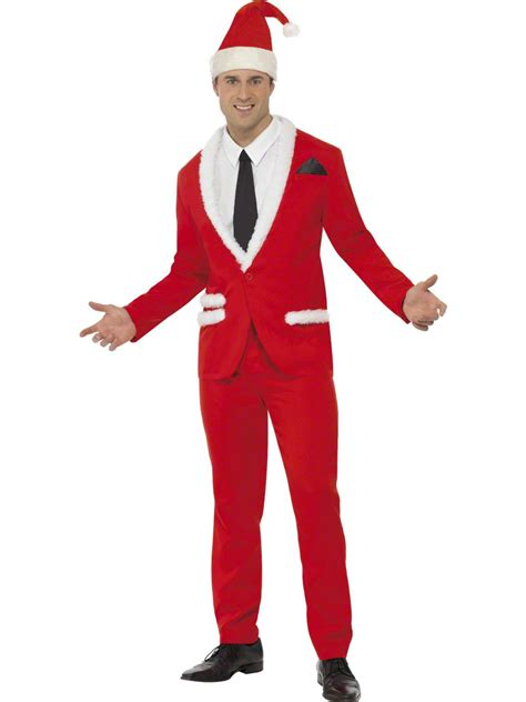 adult santa cool costume 33562 fancy dress ball