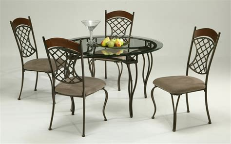 Round Glass Dining Room Table Sets by Best Round Glass Top Dining Table Dining Room Tables