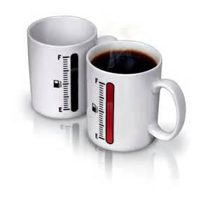 fill er up coffee mug
