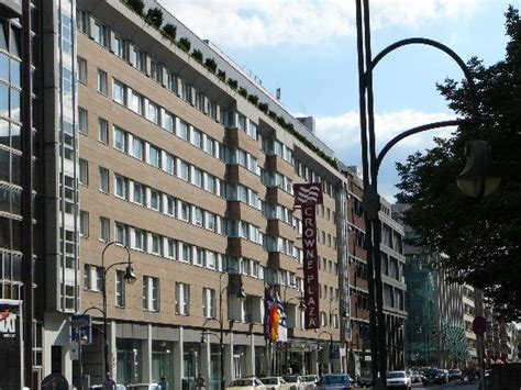 city centre berlin front of hotel picture of hotel crowne plaza berlin city