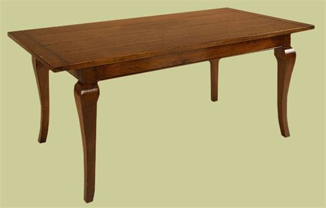 Handmade Country Furniture - cherry wood table handmade in country