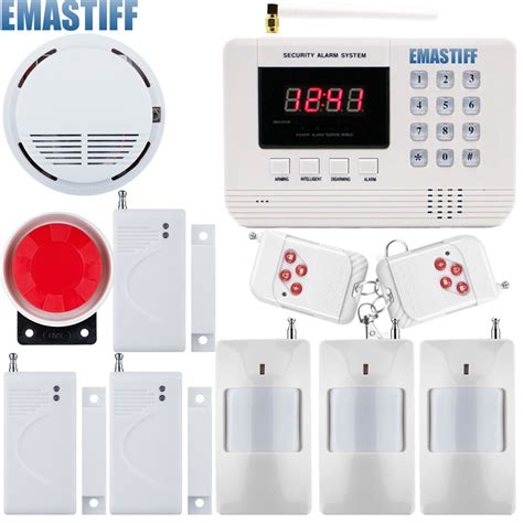 gsm security alarm system user manual promotion shop for