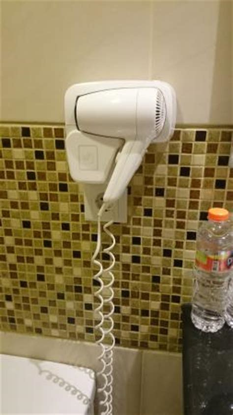 Hair Dryer Di Surabaya hair dryer in the shower room picture of java paragon