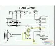 Horns &amp Wiring Diagram  YouTube