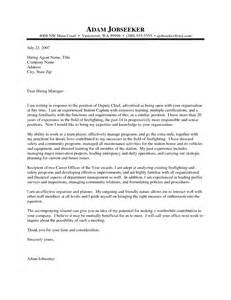 cover letter for department cover letter exles for wildlife request letter