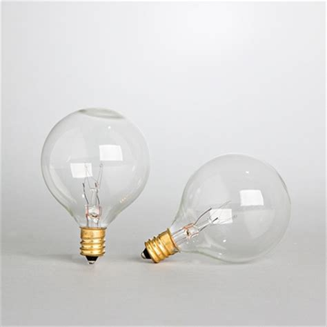 replacement bistro light bulbs set of 2