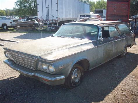 1964 chrysler newport 1964 chrysler newport wagon